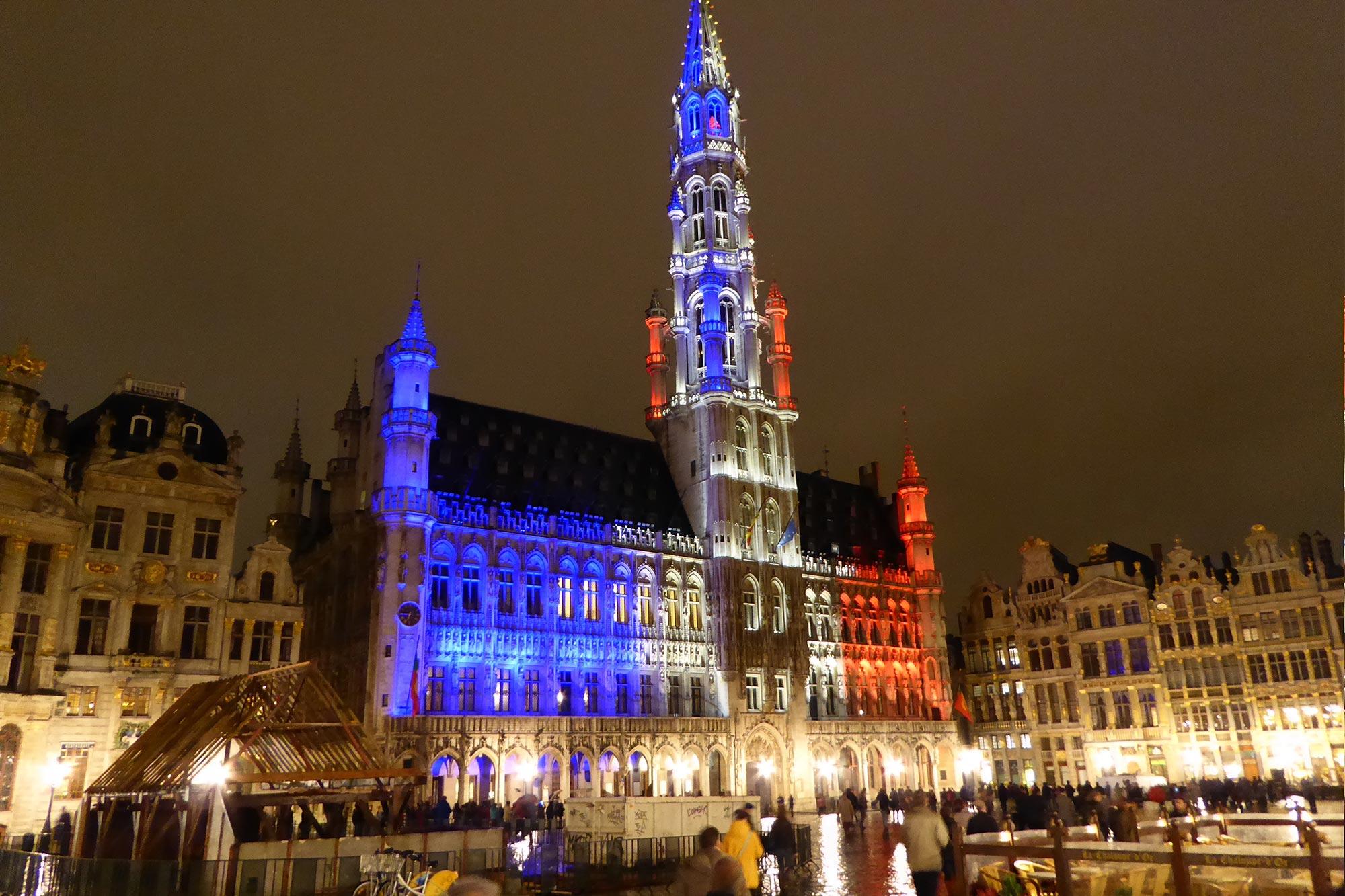 FAB Hof in Brüssel